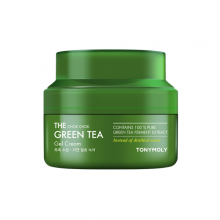 Kem Trà Xanh Giúp Giữ Ẩm Và Chống Oxy Hóa Cho Da Dầu - The Chok Chok Green Tea Gel Cream 60ml