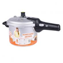 Nồi áp suất Supor Safety YH24 N1IH - 24 cm DÙNG ĐƯỢC TRÊN BẾP TỪ