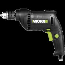 Máy khoan 380W 10MM WU118 (đầu măng ranh) - WORX GREEN