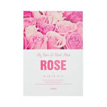 Mặt nạ giấy Apieu My Skinfit Sheet Rose 20ml