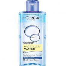 Nước tẩy trang Loreal 3 in 1 Micellar làm sạch sâu 95ml