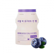 Mặt nạ sữa chua Apieu Real Big Yogurt OneBottle Blueberry 21ml