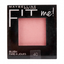 Phấn má hồng Maybelline Fit Me 40 Peach