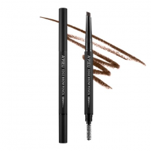 Chì vẽ chân mày Apieu Tail Brow Pencil Dark Brown