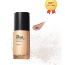 Kem nền đa năng The Face Shop Ink Lasting Foundation Slim Fit SPF30, Pa 30ml