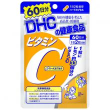 Viên uống bổ sung vitamin C DHC Hard Capsule (60 ngày x 120 viên)