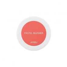 Phấn má hồng Apieu pastel blusher rd01