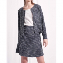 Váy nữ The Cosmo Deira Skirt màu tím TC2006043R1VI