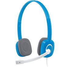 Tai nghe LOGITECH Stereo H150 (Xanh)