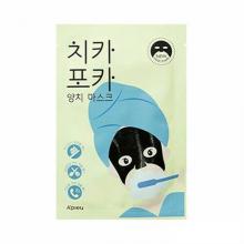 Mặt nạ dưỡng da giúp se khít lỗ chân lông APieu Chi Ka Po Ka Tooth Brushing Mask 25ml