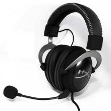 Tai nghe Kingston HyperX Cloud Silver - Silver-HX-HSCL-SR-NA