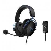 Tai nghe Kingston HyperX Cloud Alpha S - Blue HX-HSCAS-BL-WW