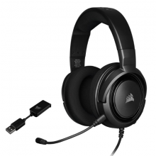 Tai nghe Corsair Gaming HS45 Surround Carbon CA-9011220-AP