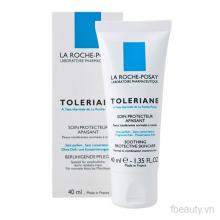 Kem dưỡng ẩm La RochePosay Toleriane Sensitive Cream Moisturiser Hydrates, Soothers 40ml