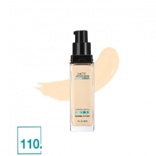 Kem nền mịn lì Maybelline Fit Me Matte Poreless Foundation Pump 110 30ml