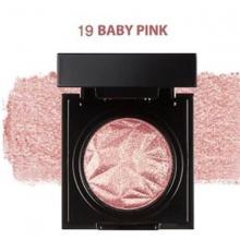 Phấn mắt Clio prism air shadow sparkling 19 baby pink