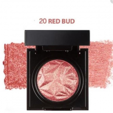 Phấn mắt Clio prism air shadow sparkling 20 red bud