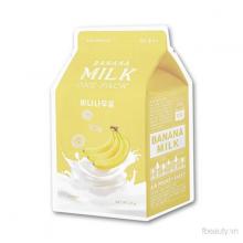Mặt nạ dưỡng da Apieu Milk Banana One Pack 21ml