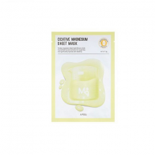 Mặt nạ khoáng chất dưỡng da A'Pieu Cicative Magnesium Sheet Mask 20ml