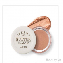 Phấn mắt mhũ Apieu Creamy Butter Shadow No.2