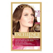 Thuốc nhuộm dưỡng tóc LOreal Exc Crème 6.30 nâu ánh vàng 172ml