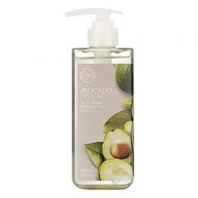 Sữa tắm dưỡng da The Face Shop Avocado Body Wash.2016 300ml