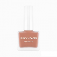 Má hồng dạng kem Apieu Juicy Pang Water Blusher Be01