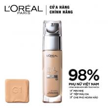 Kem nền dưỡng ẩm LOreal True Match Liquid Foundation G1 30ml