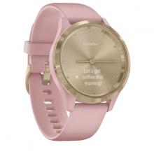 Đồng hồ thông minh Garmin Vivomove 3S, Dust Rose w-Light Gold