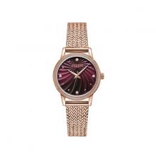 Đồng hồ nữ Julius JA-1219C dây lưới bông Lúa Hàn Quốc chính hãng