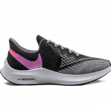 Giày thể thao chính hãng NIKE Air Zoom Winflo 6 Black Lotus Pink Grey CN2153-001