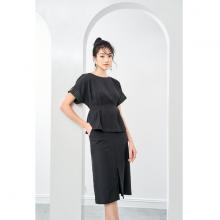 Chân váy màu đen HeraDG - ST20004J