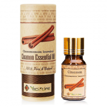 Tinh dầu quế ECOLIFE - Cinamon Essential Oil
