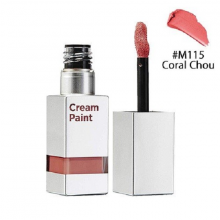 Son kem Moonshot Cream Paint Lightfit M115 Coral chou 9g