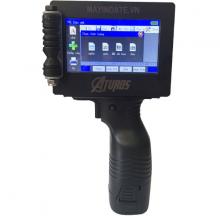 Máy in date cầm tay thông minh 12.7mm Aturos N4 (In logo, mã vạch, in date, có tiếng Việt, mực HP)