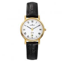 Đồng hồ nữ Dugena Zenit 4460366 dây da mặt tròn chữ số la mã 28.5mm