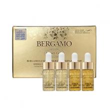 Set tinh chất dưỡng trắng và tái tạo da Bergamo 13 ml