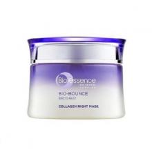 Mặt nạ ngủ tinh chất tổ yến Bio Essence Bounce Birds Nest Collagen Night Mask 60m
