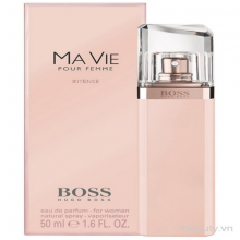 Nước hoa Hugo Boss Ma Vie Intense Edp Vapo Women 50 ml