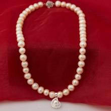 Vòng cổ Ngọc trai - Opal - NPT5-01