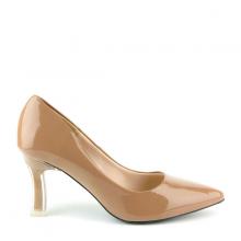 Giày cao gót nhọn SUNDAY CG54 - Màu nâu