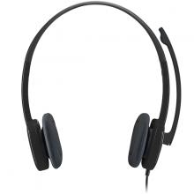 Tai nghe on-ear Logitech H151 (Đen)