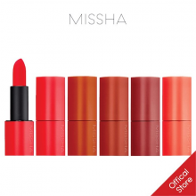 Son lì MISSHA dare rouge velvet No.28 of the red 3.5 g