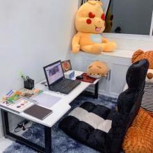 Bộ bàn Công nghệ  thông minh Techdesk - ghế Tatami plus - Nội thất Gọn