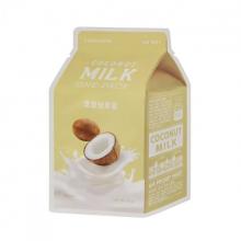 Mặt nạ dưỡng ẩm A'Pieu Milk One Pack 21ml