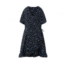 Đầm nữ The Cosmo ISABELLE DRESS màu đen TC2005231BA