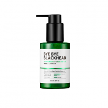 Sữa rửa mặt sủi bọt Some By Mi Bye bye blackhead 30 days miracle greentea tox bubble 120ml
