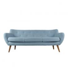 Băng ba sofa bọc vải Furnist Claire