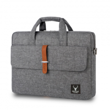 Túi xách nam nữ công sở, cặp dựng laptop 17inch Praza - TX089
