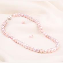 Set vòng cổ và hoa tai ngọc trai - Opal - S2PT6-06
